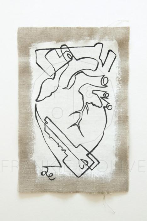 Sleutel hart